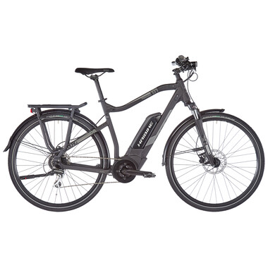 Vélo de Voyage Électrique HAIBIKE SDURO TREKKING 1.0 Gris 2020